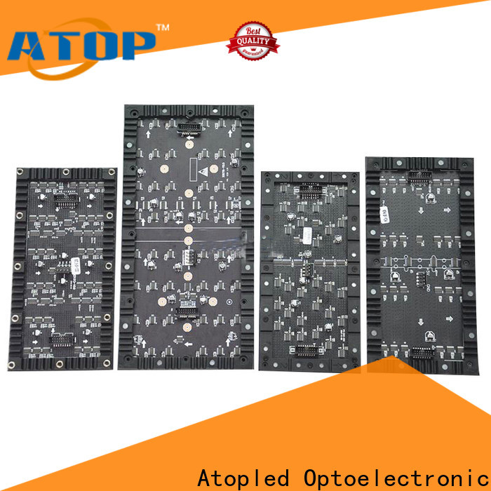 high quality led pixel panel curtain easy operation for shaped stage background