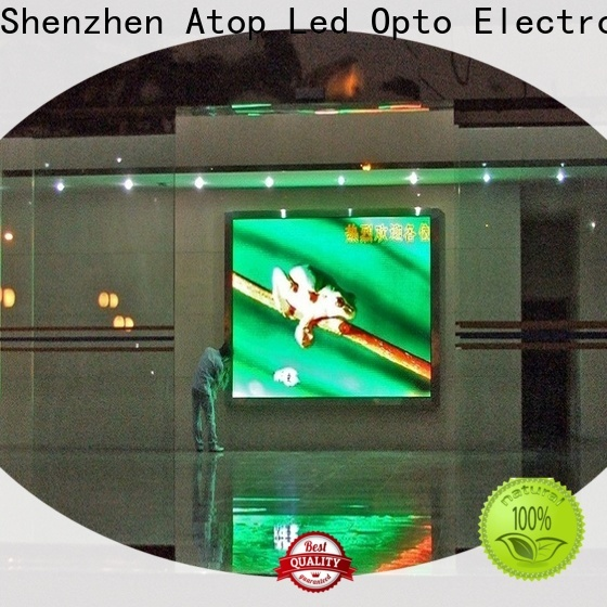 good consistency electronic advertising board large with relaible quality for advertising