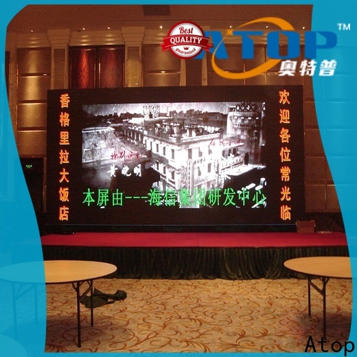 good consistency indoor led billboard led with relaible quality for indoor led display