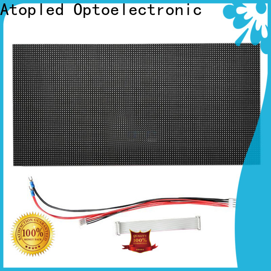 Atop high quality indoor led module for advertising