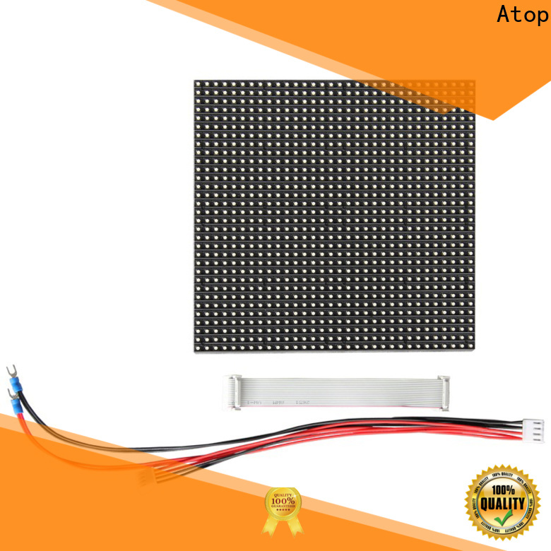 Atop high quality led module 12v with relaible quality in market