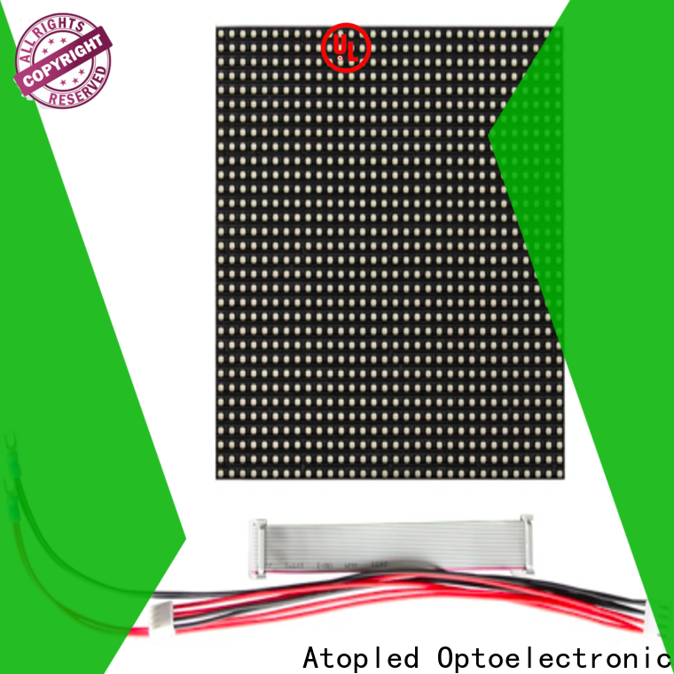 Atop high quality red led module for indoor rental led display