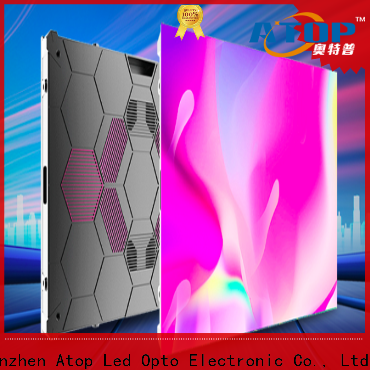 Atop high-quality led sign panel suppliers with the stringent quality standards for company advertising