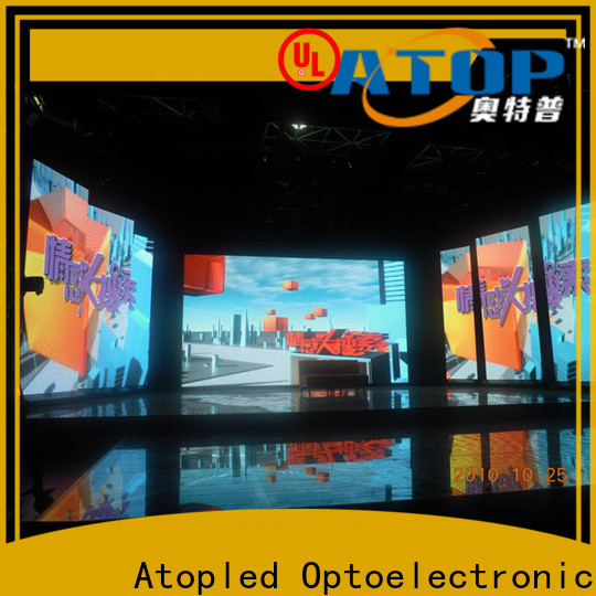 excellent videowall indoor with high-quality for LED screen