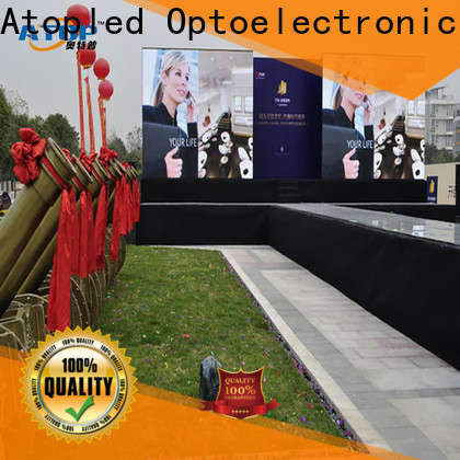 Atop high-quality large screen display with high-quality for LED screen