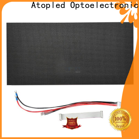 Atop color 100w led module with relaible quality for indoor rental led display