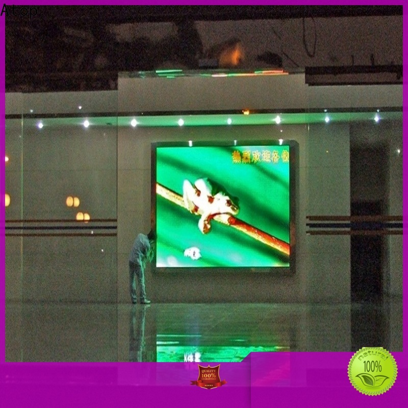 wide view angle led video wall for sale fixed with best color uniformity for indoor led display