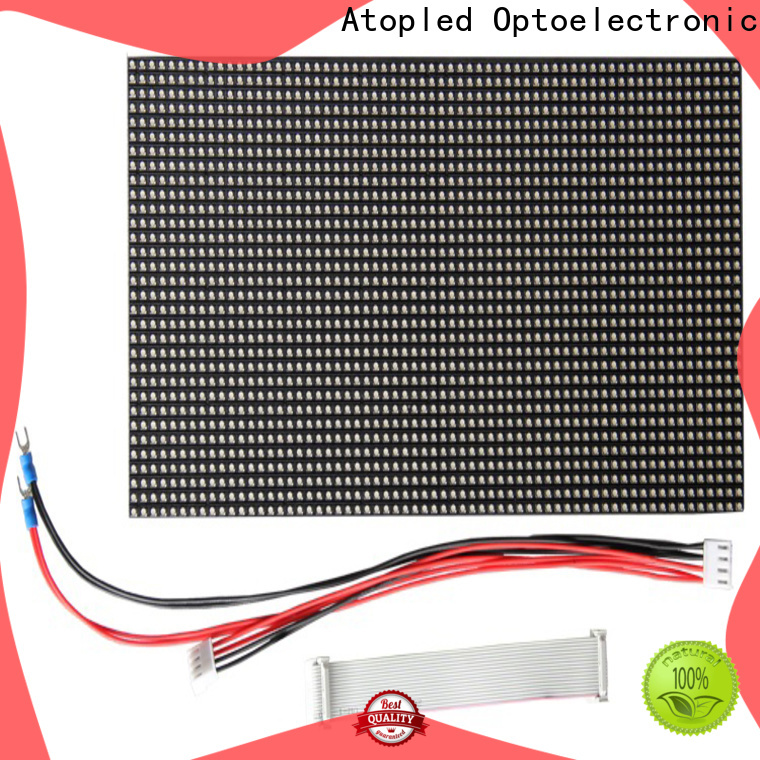 customized full color led module indoor with relaible quality in market