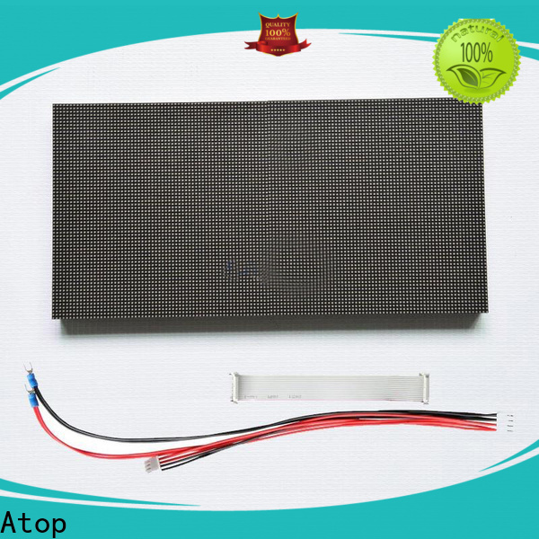 Atop customized 12v led module easy operation in market