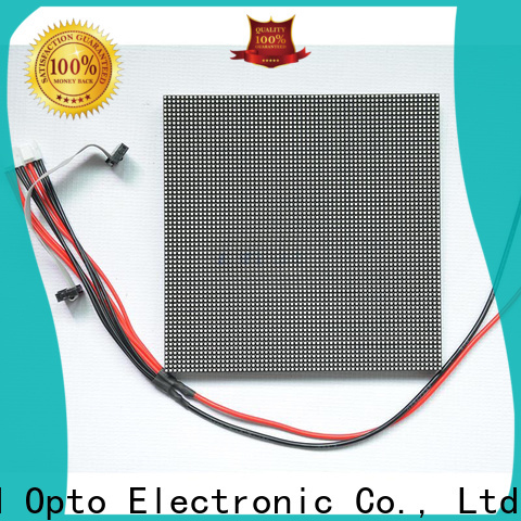 customized indoor led module size easy operation for advertising