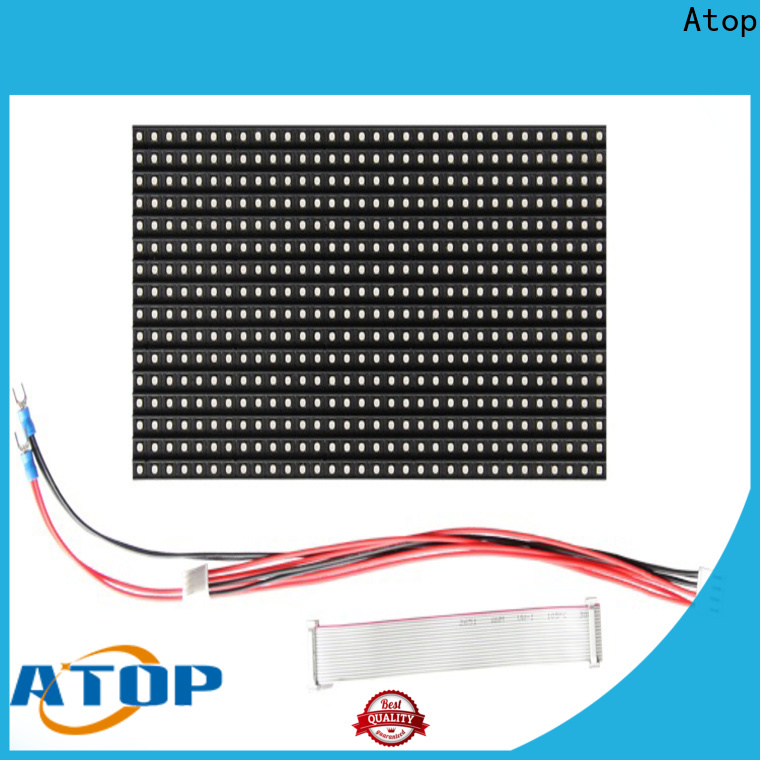 high quality flexible led module color easy operation for indoor rental led display
