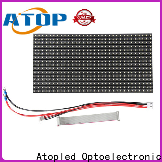 Atop online led module price for advertising