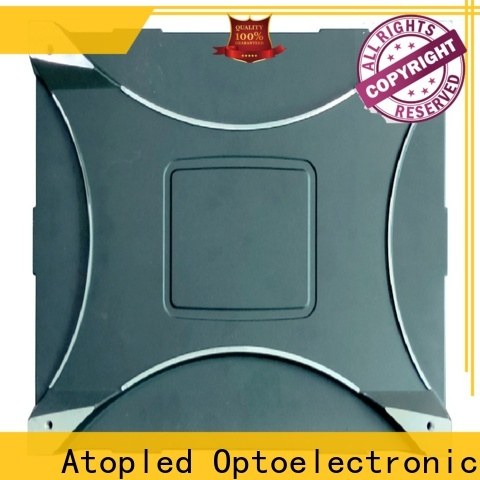 Atop screen advertising led panel with the stringent quality standards for indoor led display
