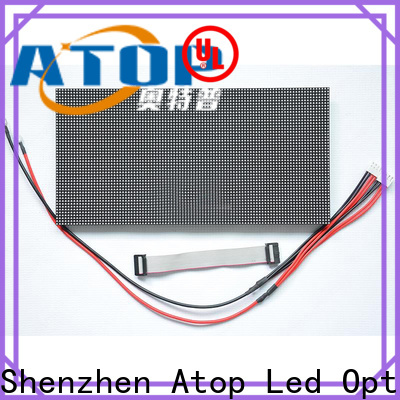 online p6 led module module easy operation for advertising