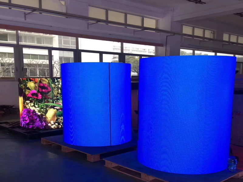 Soft led module led display from p2/p2.5/p3/p4