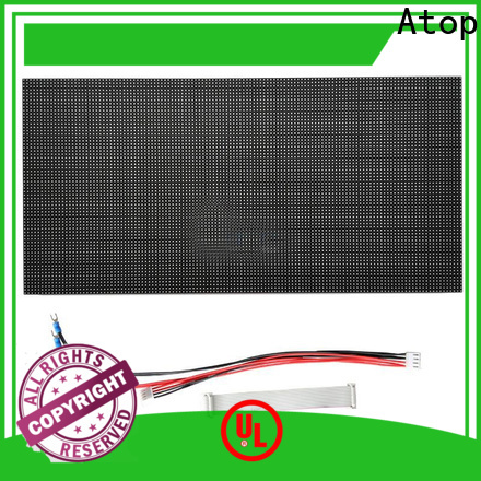 customized led module price display with relaible quality for advertising