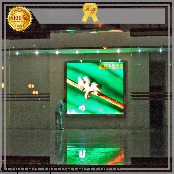 favorable led advertising screen sale with best color uniformity for advertising