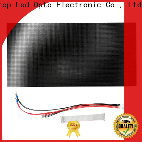 Atop panel led module easy operation for indoor rental led display