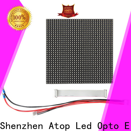 customized flexible led module customized to meet different need for advertising