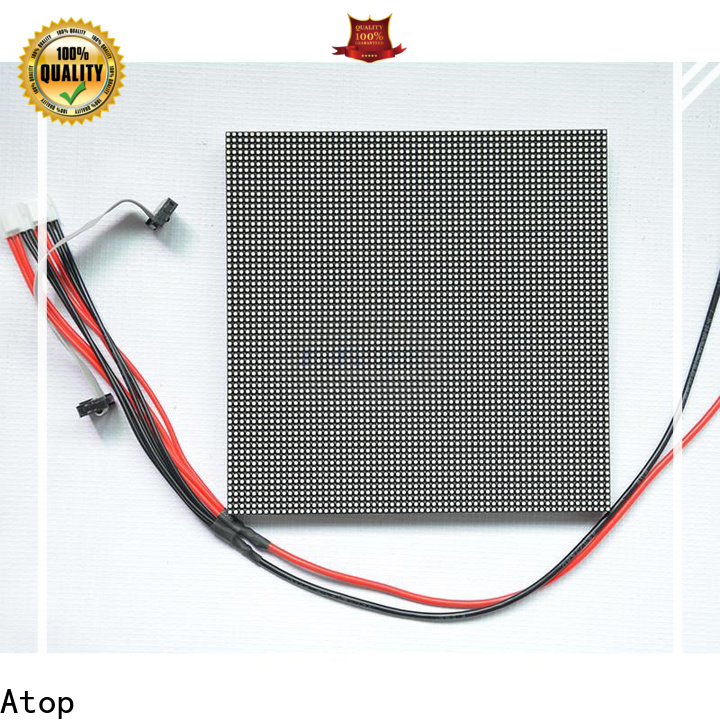 customized led display module color for indoor rental led display
