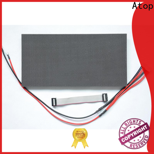 Atop high quality led module 12v to meet different need in market