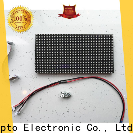 Atop customized round led module with relaible quality for advertising