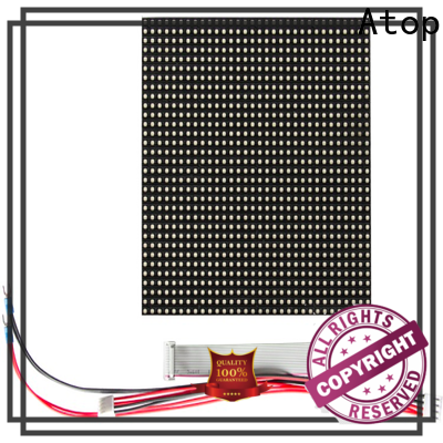 customized led module 12v indoor to meet different need for indoor rental led display