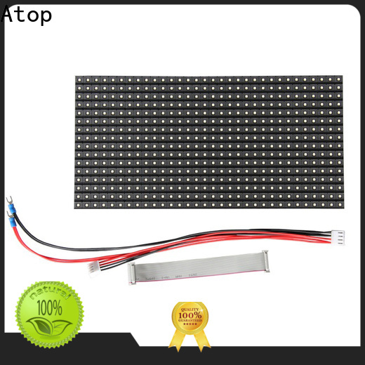 Atop screen 100w led module easy operation in market