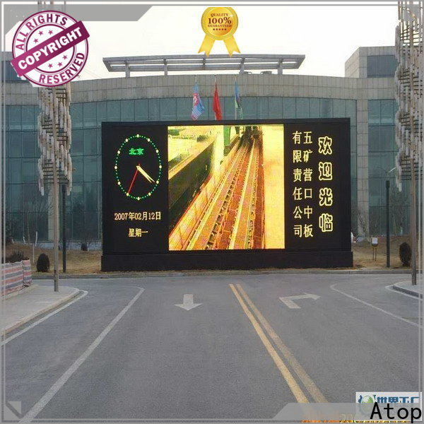reasonable fixed led display display to meet different need in market、
