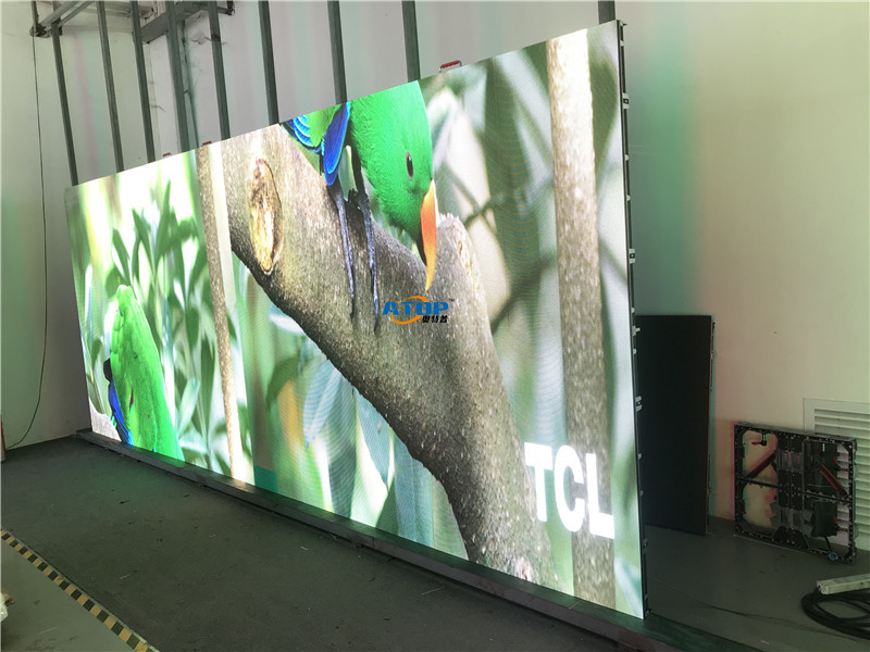 Rental led display 500x500mm cabinet