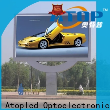 cost-effective indoor screen panels easy maintenance for company advertising
