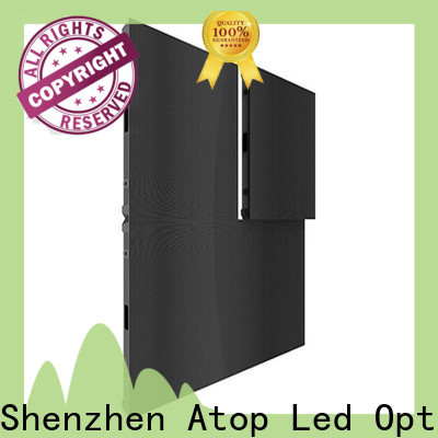 Atop high-quality high definition led screen manufacturer in market