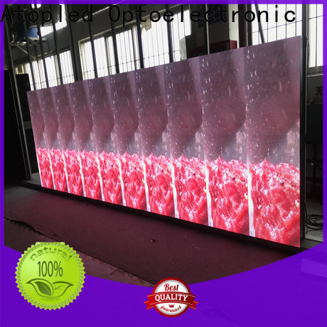 custom led billboard china with reliable quality in market