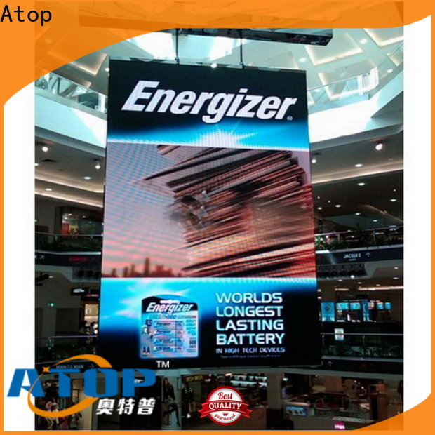 Atop high-quality led display rental with high-quality