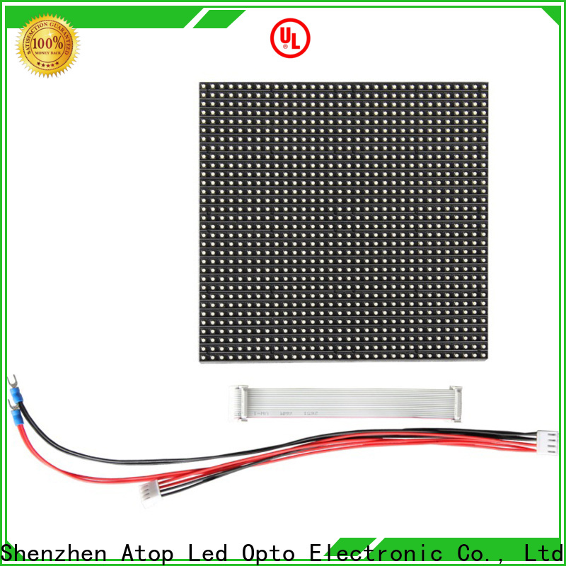 Atop led high power led module for advertising