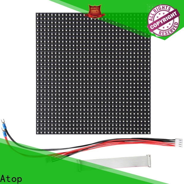 Atop led 12v led module to meet different need in market