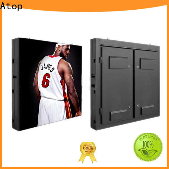 reasonable led billboard signs screen on sale for both outdoor and indoor
