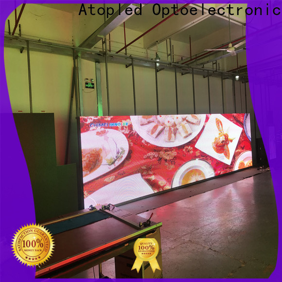 priced-low led display screen price with high precision in market