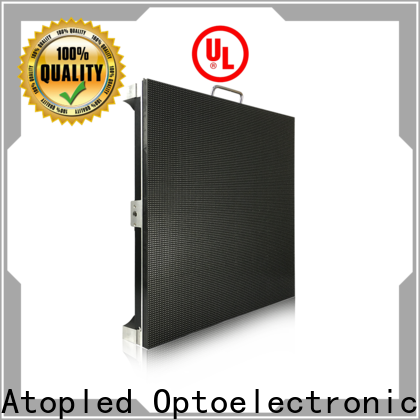 Atop priced-low led rental display with high-quality