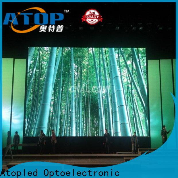 priced-low rental led display screen panels easy assembling for indoor rental led display