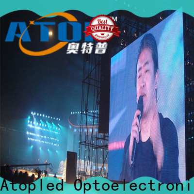 Atop light digital billboard cost with reliable quality in market