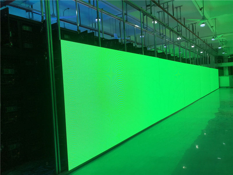 Nolan show you ATOPLED the whole led screen aging workshop