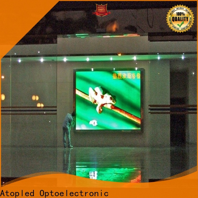 Atop led wall for sale with relaible quality for indoor led display