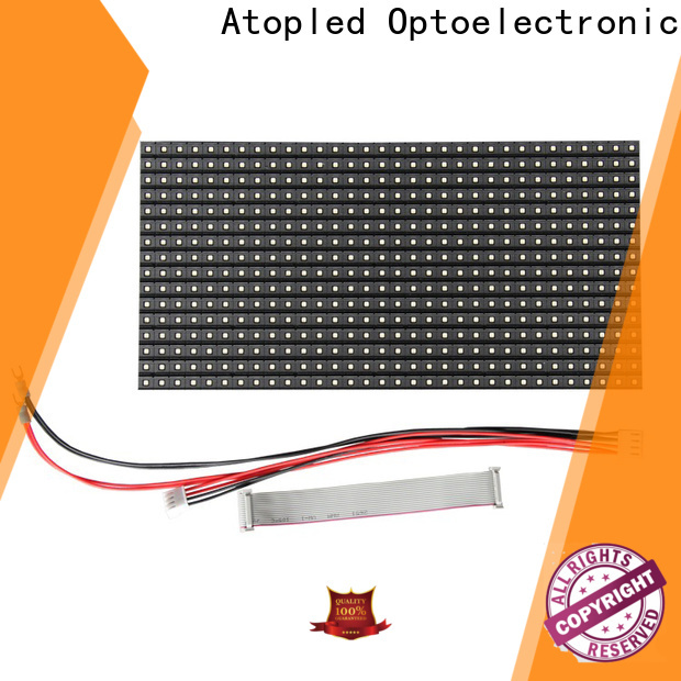 Atop high quality led modules for signs easy operation for advertising