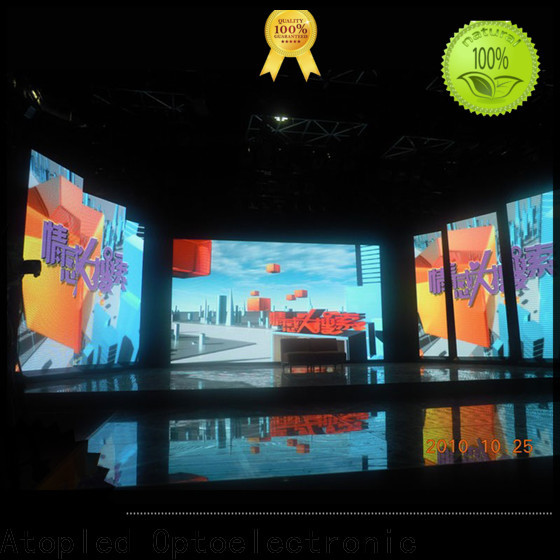 Atop excellent rental led video wall with high-quality