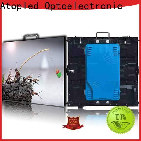 reliability led screen hire alloy with reliable quality for company advertising