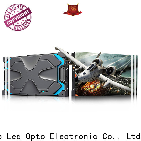 Atop high-quality led video panel with high-quality for LED screen