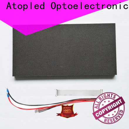 Atop panel indoor led module easy operation in market