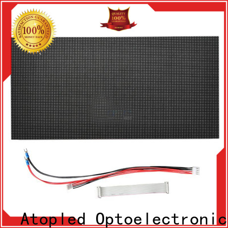 Atop online mini led module with relaible quality for advertising