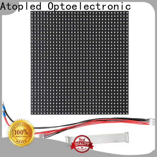 Atop led waterproof led module to meet different need for advertising
